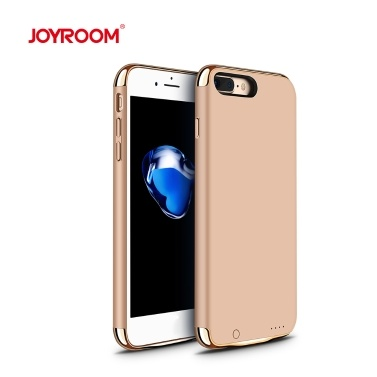 Joyroom Bat-tery Case Carregador Externo Portátil Recarregável Capa Backup Power Charging Case para i-Phone 7/7 Plus