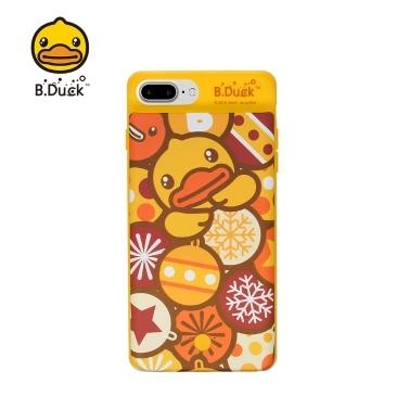 B.Duck K6 + für iPhone 6Plus / 6sPlus / 7Plus / 8Plus Akkuladegerät-Hüllen Energienbank-Kasten-Ladegerät-Fall-Abdeckung 3700mAh