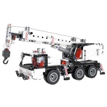 Xiaomi Mitu Building Blocks City City Crane en miniatura