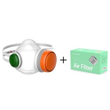 Airmotion Woobi Play F95 Gesichtsmaske PM2.5 4-lagige Filtration Anti-Haze Anti-Fog Rauchstaub Weiche atmungsaktive Maske für Kinder von Xiaomi Youpin