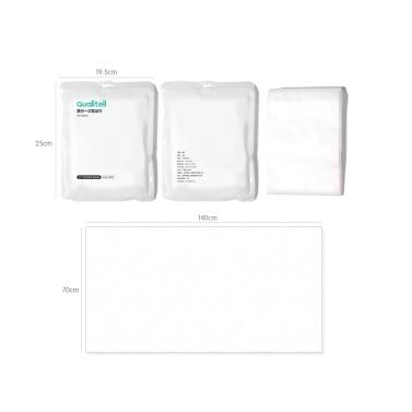 Xiaomi Youpin Qualitell Einweghandtücher 6-teiliges Baumwolltuch aus komprimierter Reise