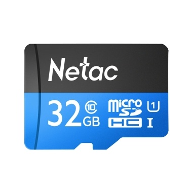 Netac TF Card 32GB 64GB 128GB High Speed Class10 Memory Card Compatible with Smartphone Camera Tablet Dash Cam