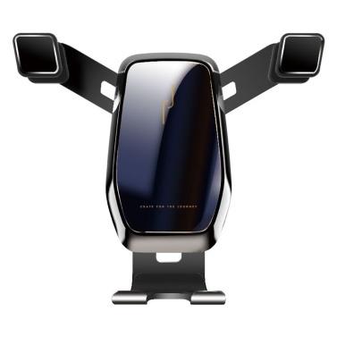 Horizontal Vertical Phone Holder for Car Bracket Car Air Vent Mount Universal Smart Phone Car Accessories Silence Phone Holder