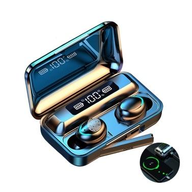 F9-5 TWS Auriculares inalámbricos BT 5.0 Auriculares con sonido estéreo recargables
