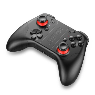 Original MOCUTE 053 BT Game Console Remote Control Gamepad Android Joystick Mini Portable Wireless BT Controller Selfie Remote Controll Shutter Gamepad iPhone iOS Android Smartphone Tablet PC VR Box