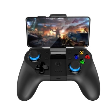 ipega PG-9129 3 In 1 Wireless BT Gamepad + Joystick + Halterung