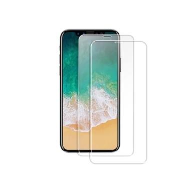 Anti Scratch Anti Dust Displayschutzfolie Ultra Thin Displayschutzfolie aus gehärtetem Glas Kompatibel mit iPhone 11 Pro