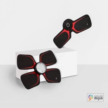 Xiaomi LF tração nas quatro rodas massagem adesivo mágico massageador elétrico inteligente corpo relaxar o trabalho muscular com mijia app