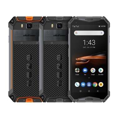 Ulefone Armor 3W IP68 Waterproof Rugged Mobile Phone For European Union Countries