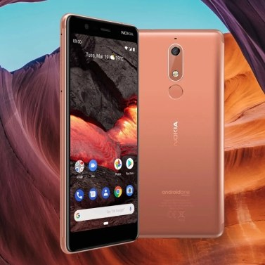 Globale Version Nokia 5.1 Handy 3 GB RAM 32 GB ROM