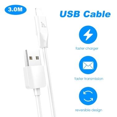 hoco. Schnellladekabel Universal USB Datenkabel für iPhone