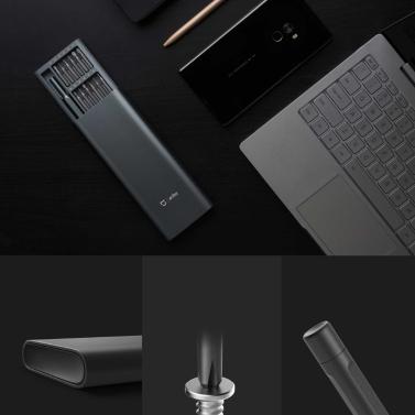Xiaomi MiJia Präzisions-Mehrfachwerkzeug-Magnetschraubendrehersatz