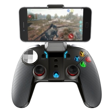 ipega PG-9099 Wireless BT 3 In 1 Gamepad + Joystick + Halter Game Controller