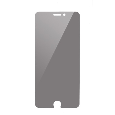 2 Stück Displayschutzfolie Peeping Privacy 2.5D gekrümmte gehärtete Glasfolie Ultradünne hohe Transparenz Anti-Schmutz-Splitterschutz Anti-Kratzer-Schutz-Telefon-Schutzfilm für iPhone 7P / 8P