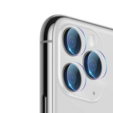 Objektivschutzfolie Ultradünner Kamera-Schutzfilm aus gehärtetem Glas Kompatibel mit iPhone 11 Pro Max