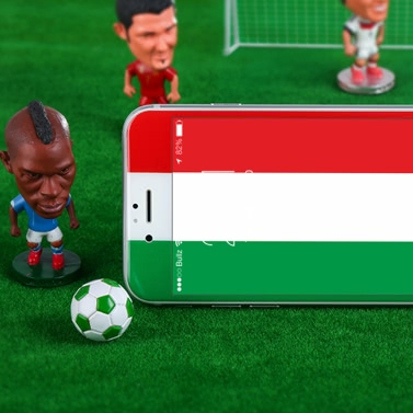 Benks Europe Football Fans Phone Screen Protective Film Full Cover Anti-Blu-ray Germany / France / Portugal / Spain / Italy / England for 5.5 Inches iPhone 6 Plus / 6S Plus 9H 0.23mm Ultrathin High Transparency Anti-dirt Shatterproof Anti-scratch