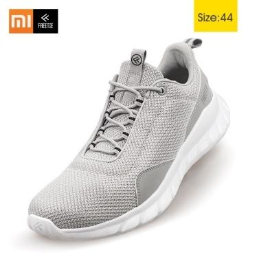 Xiaomi FREETIE Esportes Dos Homens Sneakers Malha Leve Superior Respirável Ultraleve Alta Elastic EVA Sports Running Shoes