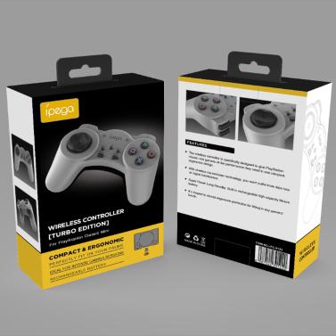 ipega PG-9122 2.4G Wireless Gamepad PS Mini Console Game Controller