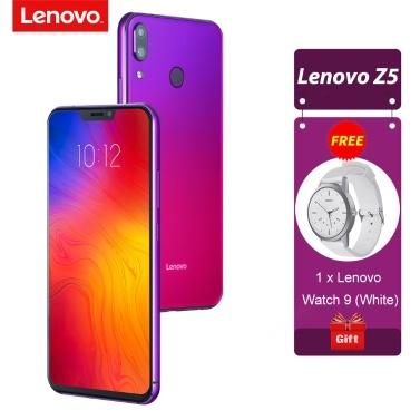 Lenovo Z5 Notch Bezel-less Handy