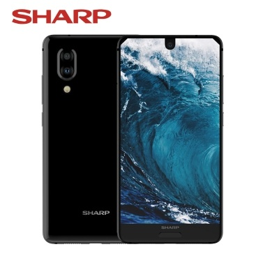 Versione globale Sharp AQUOS S2 C10 Mobile Phone