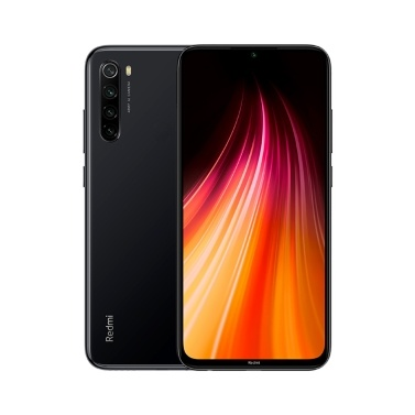 Versão global Xiaomi Redmi Note 8 Celular 4GB 64GB