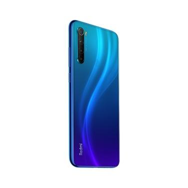 Globale Version Xiaomi Redmi Anmerkung 8T 8 T Handy 3GB 32GB 6.3inch 48MP Viererkamera Snapdragon 665 Octa Core 4000mAh 18W NFC-Fingerabdruck setzte Handy 4G frei