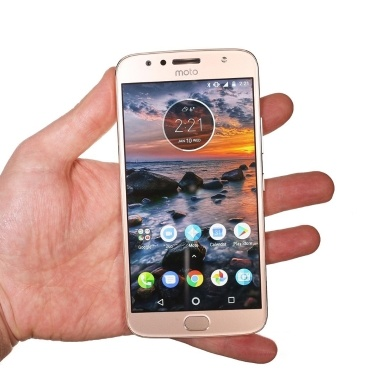 Lenovo Motorola Moto G5s Plus 4G Mobiltelefon 4 GB + 64 GB