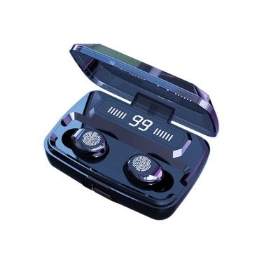 Наушники F9 TWS In-Ear BT со стереозвуком и шумоподавлением