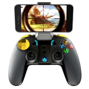 ipega PG-9118 3 in 1 Wireless Gamepad + Joystick + Teleskophalter