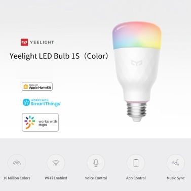 Yeelight Smart LED Bulb 1S Color Version YLDP13YL