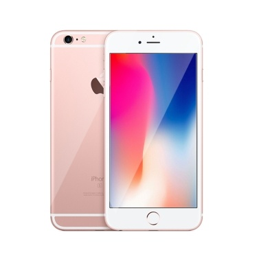 Refurbished Apple iPhone 6S Plus Mobile Phone-Unlocked-Good Condition