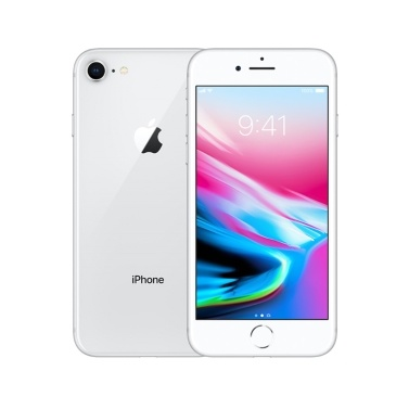 Refurbished Apple iPhone 8 4G Mobile Phone-Unlocked-Good Condition