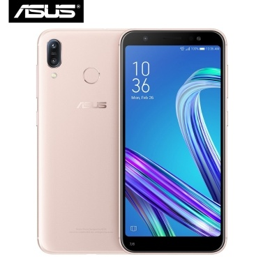 Globale Version ASUS ZenFone Max M1 ZB555KL 4G LTE Smartphone