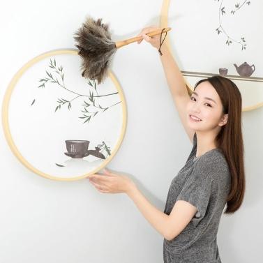 Spolverino naturale della piuma dello struzzo di Xiaomi Jiezhi