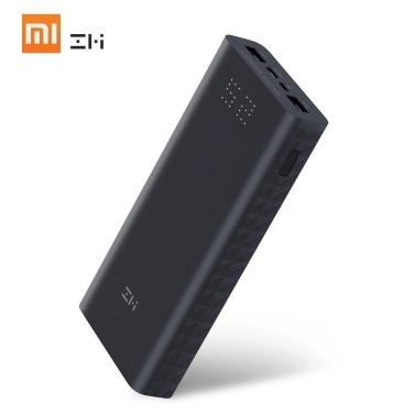 Xiaomi ZMI Aura QB822 Energiebank 20000mAh 27W mit Schnellladung 4.0 USBC + MICRO USB Zwei-Wege-Schnellladung