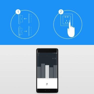Aqara Wall Outlet (Zigbee) Aqara Brand Smart Wall Socket