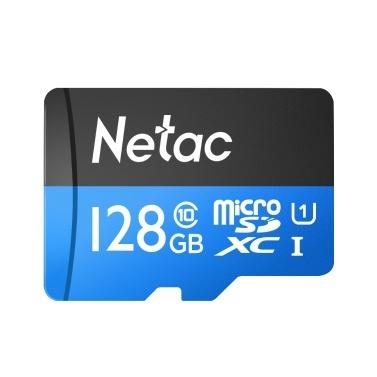 Netac P500 Class 10 128GB Micro TF Flash Memory Card