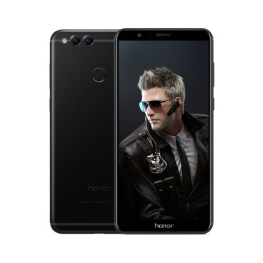 $8.3 OFF Huawei Honor 7X 4G Cellphone 4+32G,free shipping $157.69(Code:DSHWHN7X)