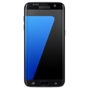 Arealer Full Screen Electroplating Tempered Glass Screen Protector Film Cover Curved Membrane Overall Protective Frame Arc Glass 9H 2.5D Ultrathin  for Samsung Galaxy S7 Edge