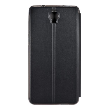 Elegant Flip Cover Shell PU Leather Protective Case Book Flip with Stand Cellphone Cover for Cubot Max