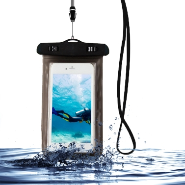71% OFF Underwater Cellphone Dry Bag Case,limited offer $1.19