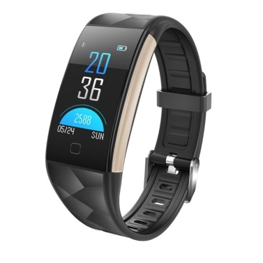 T20 Waterproof Colorful Screen Smart Wristband Bracelet