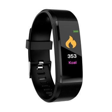 34% OFF IP67 Colorful Screen Fitness Smart Bracelet,limited offer $12.49