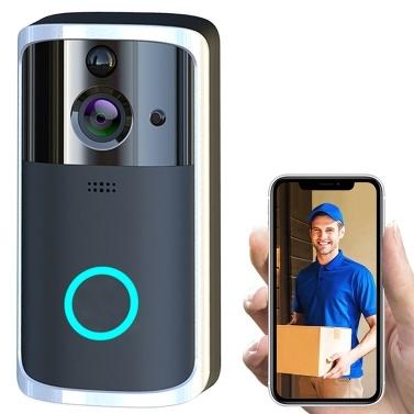 M7 Wi-Fi визуальный видеотелефон дверной звонок беспроводной умный дверной звонок