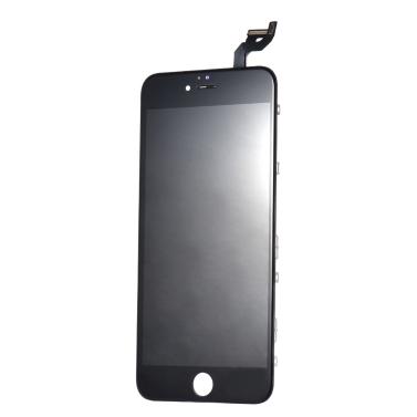 5,5 Zoll telefon teile für iphone 6 s plus äußere lcd kapazitiven bildschirm multi-touch digitizer ersatz montage frontglas ersatz ic
