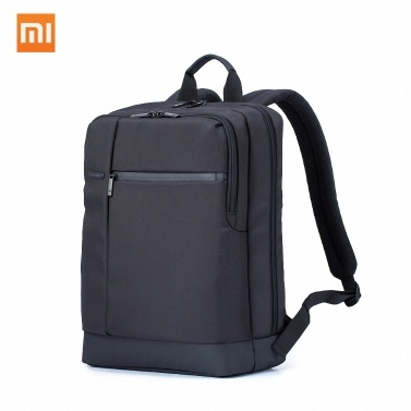 Xiaomi Classic Business Style Rucksack 15,6 Zoll Laptop-Tasche 17L Rucksack mit großer Kapazität Männer und Frauen Taschen für die Schule Travel Business
