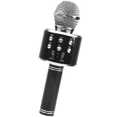 WS-858 Portable Wireless Karaoke Microphone