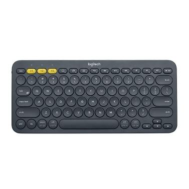 Logitech K380 BT Keyboard Multi-Device Easy-Switch Type Duración de la batería de 2 años para computadoras, tabletas, teléfonos