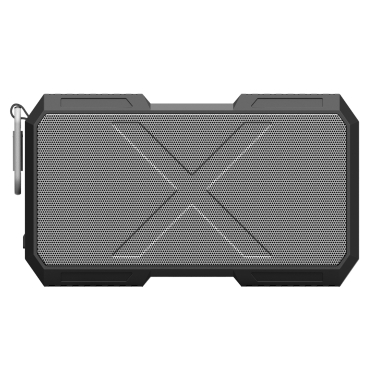 NILLKIN X-MAN BT Speaker IPX4 Waterproof Hands-free Answer Calls LED Indicator BT CSR4.0 5200mAh Long Battery Life Independent Cavity Design Hi-Fi Wireless Loudspeaker