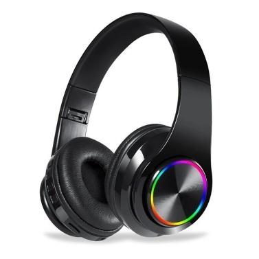 B39 RGB Luminous Wireless BT 5.0 Gaming Headset